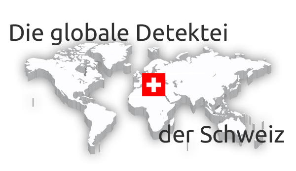 Switzerland's global detective agency – Economy & Criminal Investigation