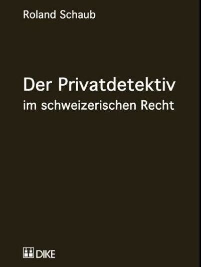 private investigator - zurich